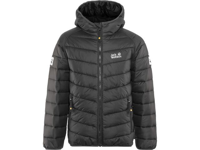 premium selection a2115 71a88 Jack Wolfskin K Zenon Jacket Kinder phantom